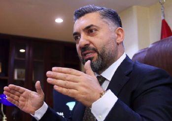 RTÜK Başkanı Şahin TÜRKSAT'tan istifa etti
