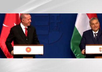 Macar gazeteciden Erdoğan'ı güldüren soru: Kapıları açacak mısınız?
