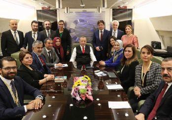 Erdoğan: Suriye Milli Ordusu diriliş mücahitleridir