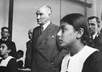 Kültür Bakanı Ersoy, Atatürk'ün daha önce yayınlanmayan 43 saniyelik görüntüsünü yayınladı