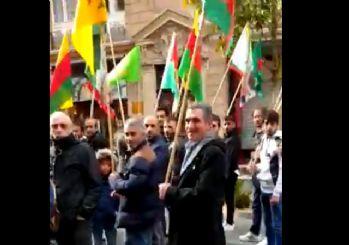 Fransız kadın terör yandaşlarına haddini bildirdi: PKK teröristir!