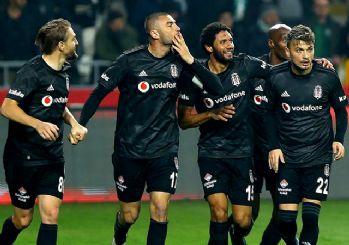 Burak Yılmaz attı, Beşiktaş Konya'dan kazandı