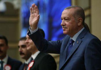 Erdoğan'dan kadına şiddete karşı mesaj