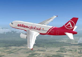 Atlasglobal'de uçuşlara ekonomi engeli