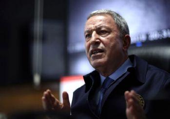 Akar: NATO Türkiye'yi yalnız bıraktı