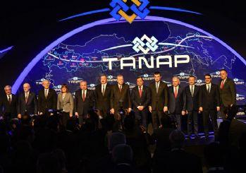 Cumhurbaşkanı Erdoğan: TANAP bir barış projesidir