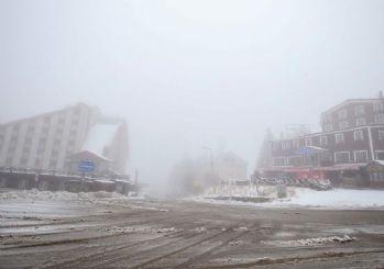 Uludağ'a ilk kar