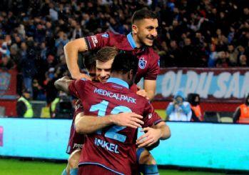 Trabzonspor Galatasaray derbisi berabere bitti! 1-1