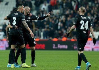 Beşiktaş hız kesmiyor! 4-1