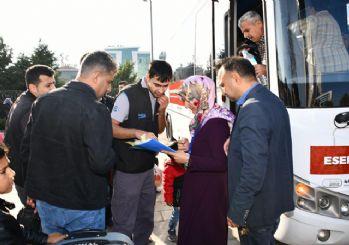 Suriyelilerden 369 bin 690'ı ülkesine döndü