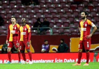 Galatasaray'da Tuzla faciası! 2-0