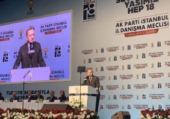 Erdoğan: İnsan gönlü kıranın partide kalemini kırarız