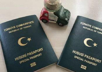 Yeşil ve gri pasaportlara sınırlama getirildi