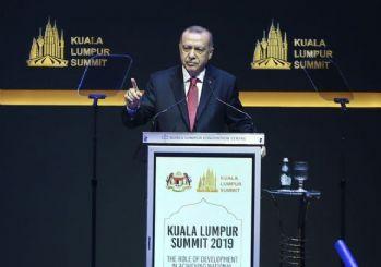 Erdoğan: Müslümanlar açlıkla boğuşuyorsa...
