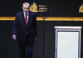 Erdoğan'dan İslam ülkelerinin liderlerine mülteci uyarısı