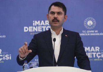 Bakan Kurum: Kanal İstanbul'da ÇED raporu haftaya çıkıyor