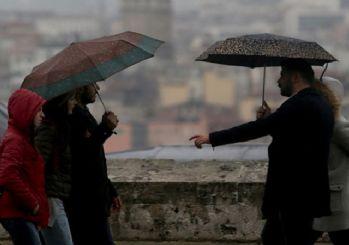 İstanbul'da haftaya yağmur var