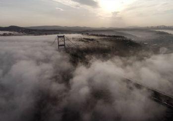 Meteoroloji'den sis uyarısı: Görüş mesafesi azalacak
