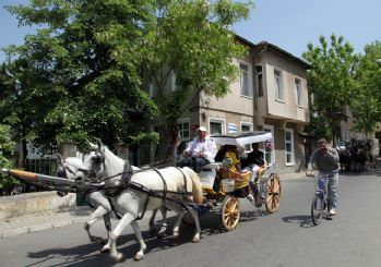 İstanbul Valisi Yerlikaya: Adalar'da faytonlara at koşulması 3 ay süreyle durduruldu