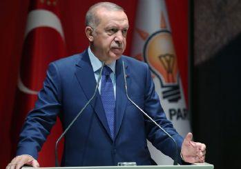 Erdoğan: Kanal İstanbul'la ilgili müteahhitleri tehdit ediyorlar