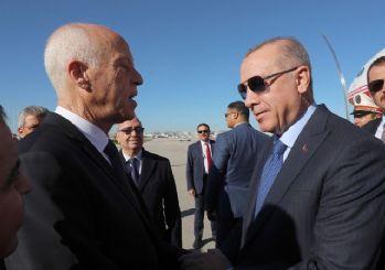 Erdoğan'dan 'Türk askeri Libya'ya gidecek mi?' sorusuna yanıt