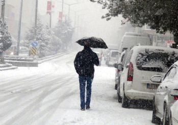 Meteoroloji uyardı: Sağanak ve yoğun kar yağışı geliyor