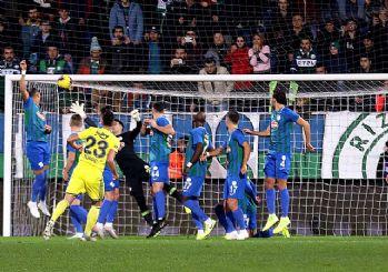 Fenerbahçe yeni yıla mutlu giriyor! 2-1