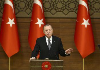Erdoğan'dan şehir güvenliği açıklaması
