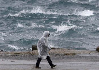 Meteoroloji uyardı: İstanbul'a sert fırtına geliyor