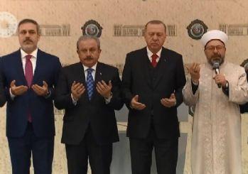Erdoğan: MİT, Libya'da üzerine düşen görevleri yerine getiriyor