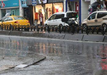 İstanbul'da metrekareye 36.3 kilogram yağış düştü