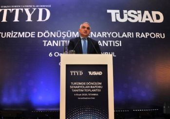 Kültür ve Turizm Bakanı Ersoy: Ege'ye 2 mega proje geliyor