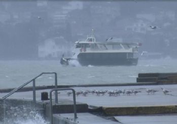 İBB, fırtına sebebiyle İstanbul'daki bilançoyu duyurdu