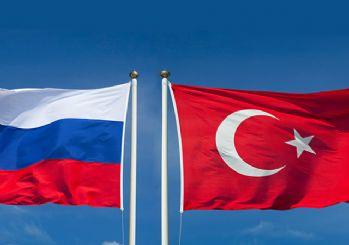 Rus-Türk ticaret hacmi 2019'da 21.7 milyar dolara yükseldi