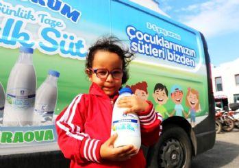 İBB, 'Halk Süt' projesi için 9 milyon litre süt alacak