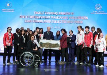 Cumhurbaşkanı Erdoğan hakimlere seslendi: Vicdanınıza bakın