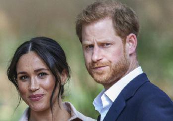 Kraliyet ailesinde ayrılık: Meghan Markle, Kanada'ya döndü