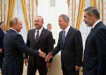 Çavuşoğlu, Akar ve Fidan hafta başında Rusya'ya gidecek