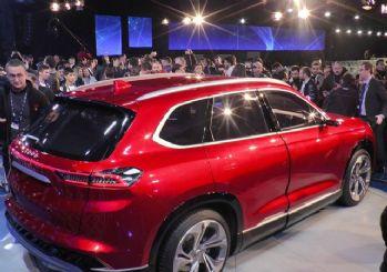 Türkiye'nin Otomobili ABD'de fuarda tanıtıldı