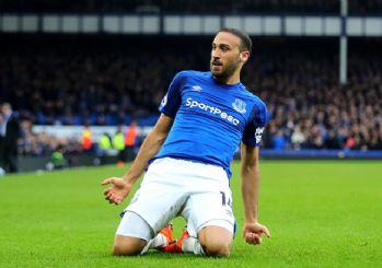 Cenk Tosun 6 aylığına Crystal Palace'a kiralandı