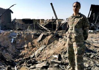 İşte İran'ın vurduğu ABD üssü! Görüntüler yayınlandı