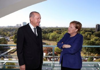 Erdoğan yarın Berlin'e gidiyor