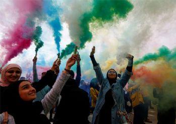 Irak'ta gösteriler sürüyor