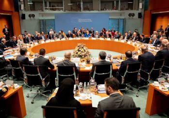 Kritik Libya Konferansı başladı!
