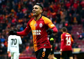 Falcao attı Galatasaray kazandı