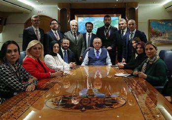 Erdoğan: Bir teröristle asla masaya oturmam!