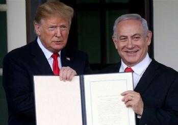 Trump 'Yüzyılın Anlaşması' için tarih verdi
