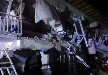 Elazığ Sivrice'de 5.1 büyüklüğünde artçı deprem meydana geldi