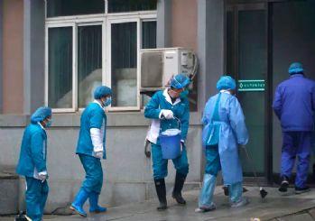 Aksaray'da koronavirüs paniği! 12 kişi hastaneye kaldırıldı