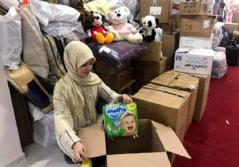 AFAD: Elazığ ve Malatya için toplanan yardım 80 milyon liraya yaklaştı
